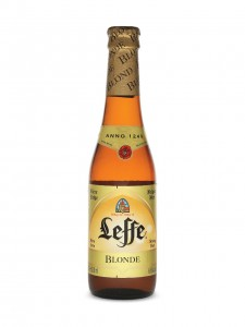 Znane zakonne piwo Leffe