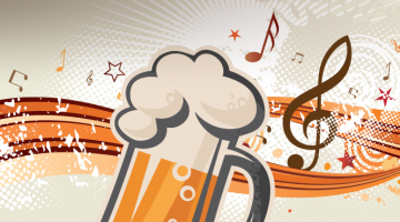 Beer band – instrumenty DIY