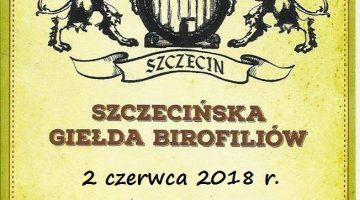 III Szczecińska Giełda Birofiliów
